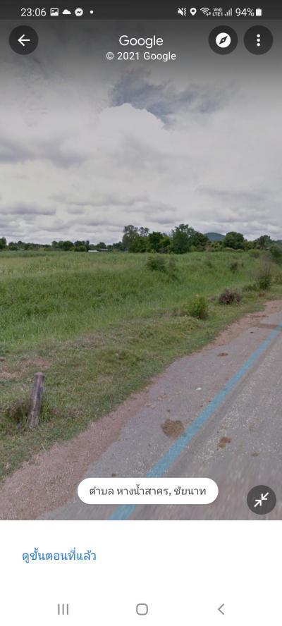 ที่ดิน 3350000 ชัยนาท มโนรมย์ หางน้ำสาคร